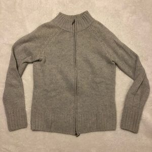 Lord & Taylor Cashmere Sweater/ Jacket